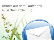 Pollenflug Newsletter